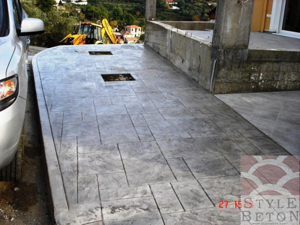 Штампы из бетона своими руками 1045